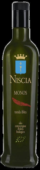 olio extravergine di oliva biologico monos